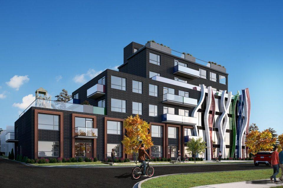 486 West 26th Avenue rendering