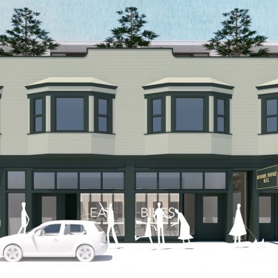 Broadhurst & Whitaker Block restored building
