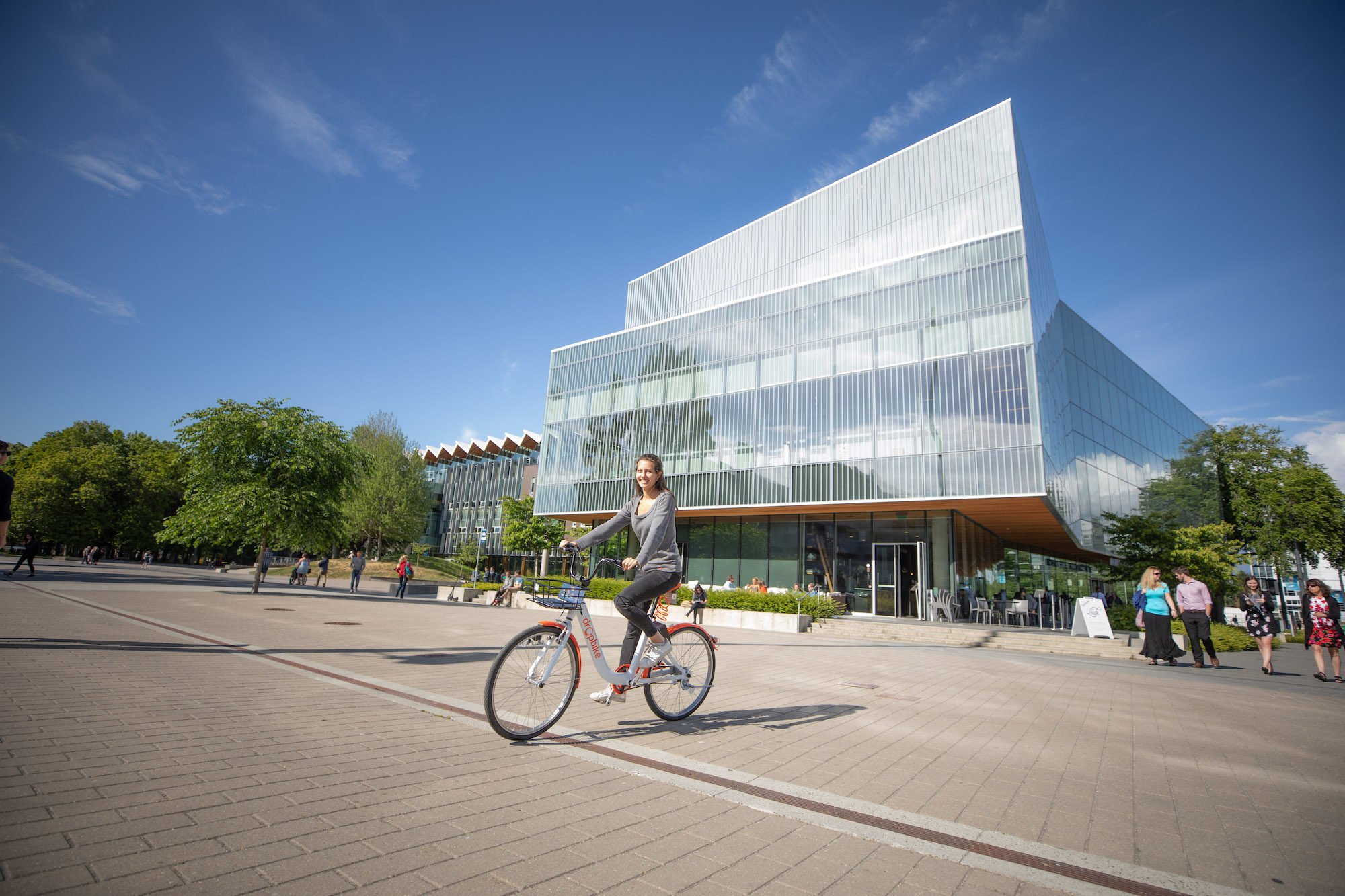 UBC drops Dropbike and prepares to launch new bike share service