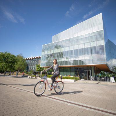 Bike share UBC