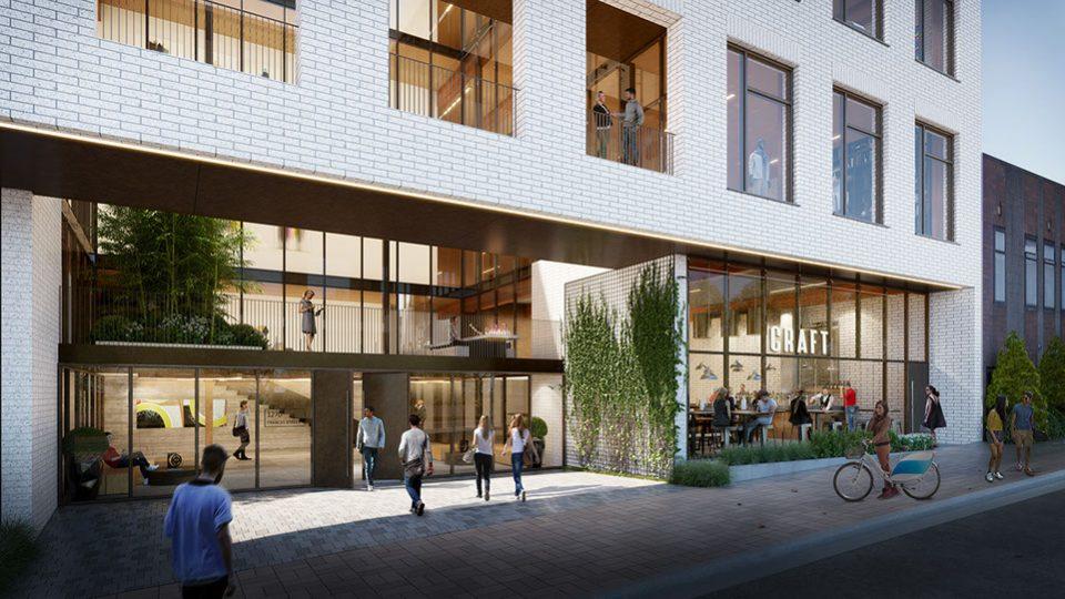 1270 Frances Street rendering
