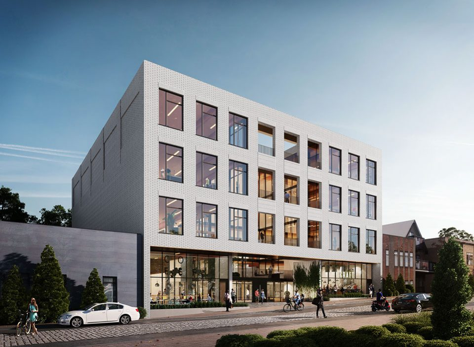 Two new industrial projects for Frances Street in East Vancouver