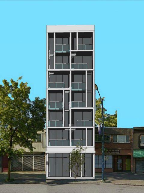 436 East Hastings Street