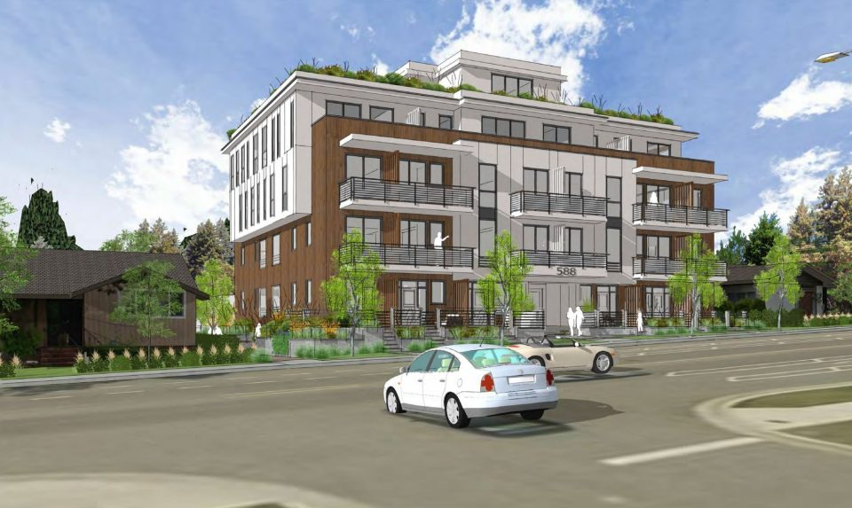Two single-family homes to make way for 31 units on West 49th