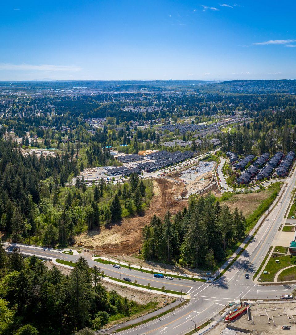 Smiling Creek development sites