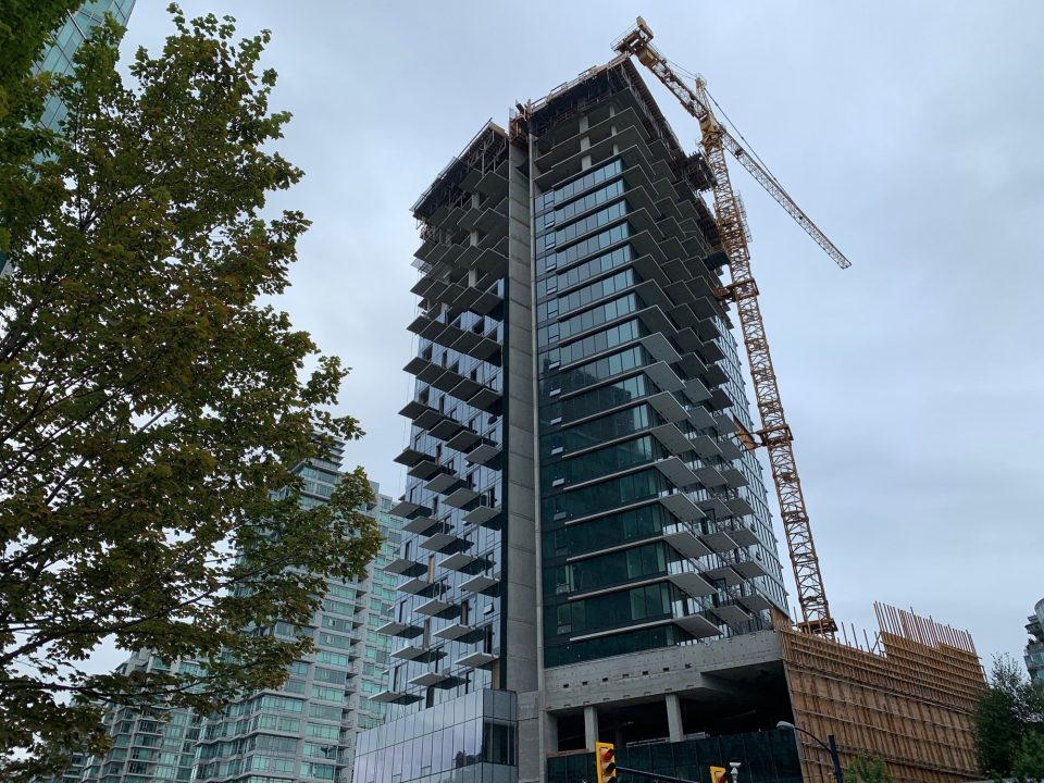 Cardero Bosa construction update August 2019