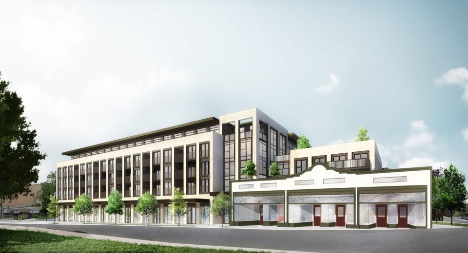 Heritage restoration, new condos slated for Kerrisdale Lumber site