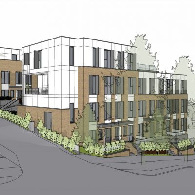 Passive House townhomes