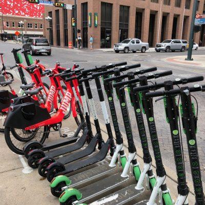 Scooters for rent San Antonio TX