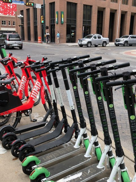 Scooters for rent San Antonio TX