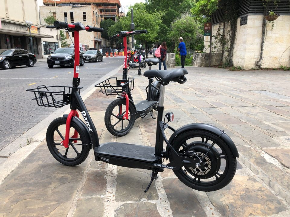 Razor scooters San Antonio