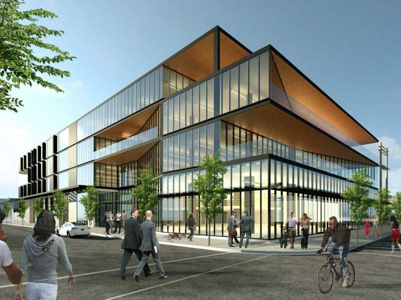 Building rendering 150 West 4th
