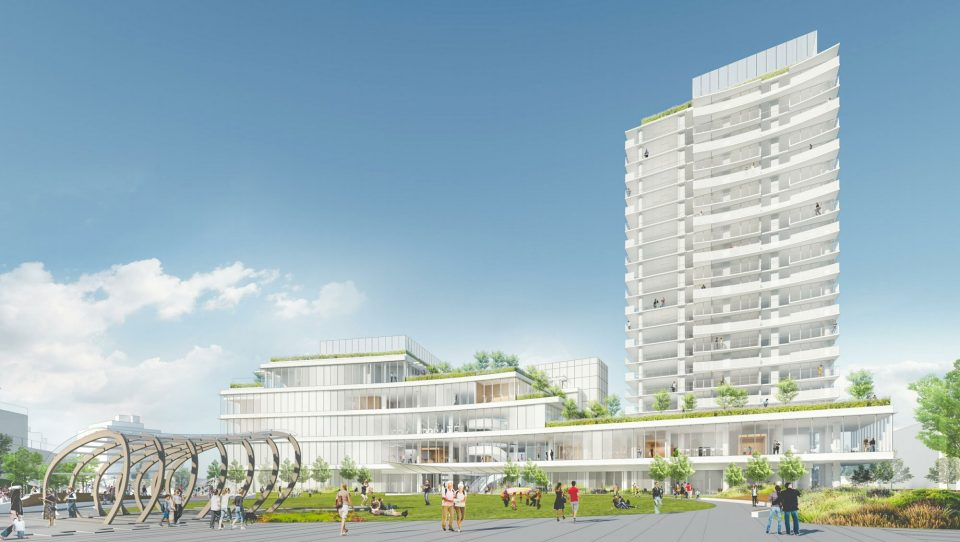 Community centre and social housing moves forward at Oakridge