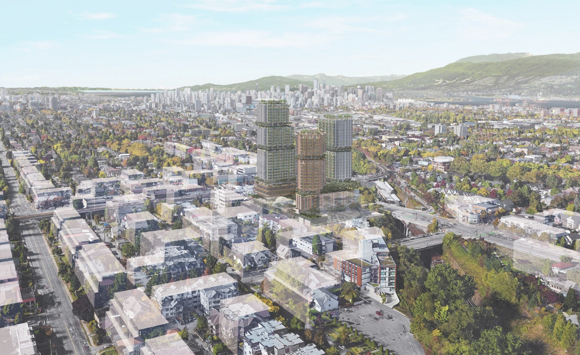 'Vibrant, vertical village' planned for Safeway site at Commercial-Broadway