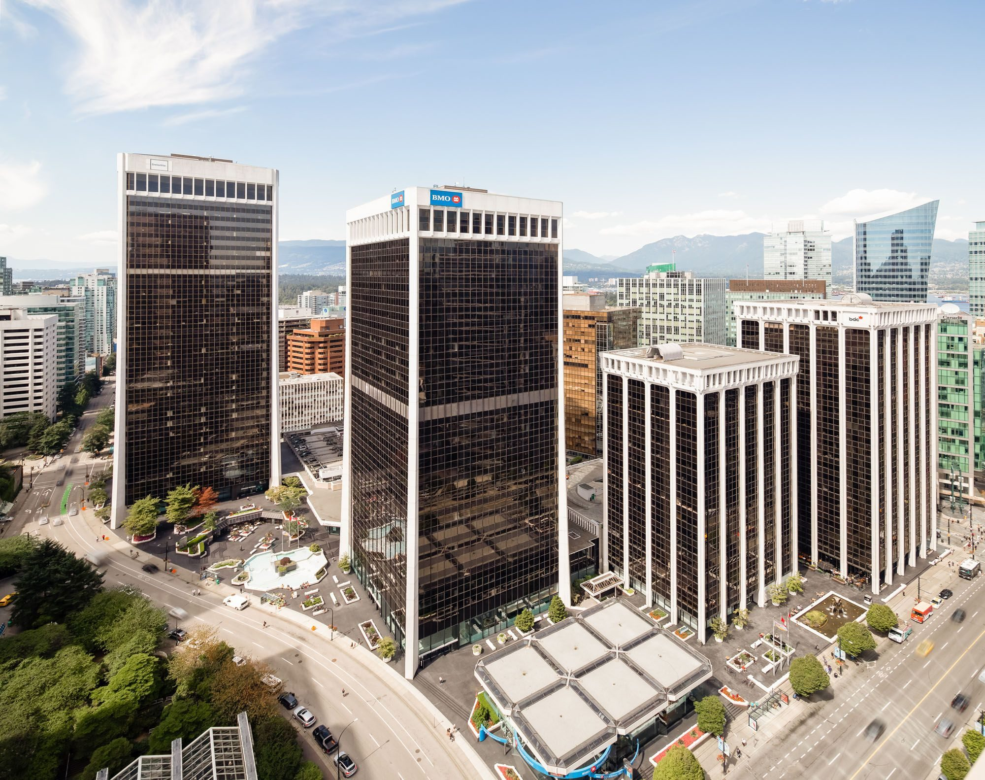 New owners of Bentall Centre plan to add fifth office tower