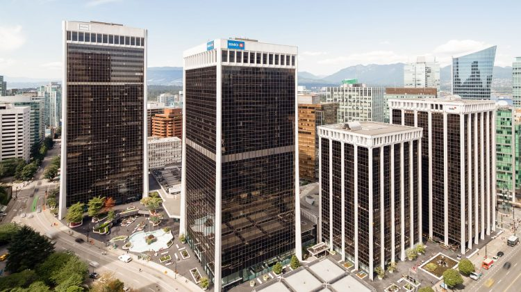 Bentall Centre Vancouver new owners