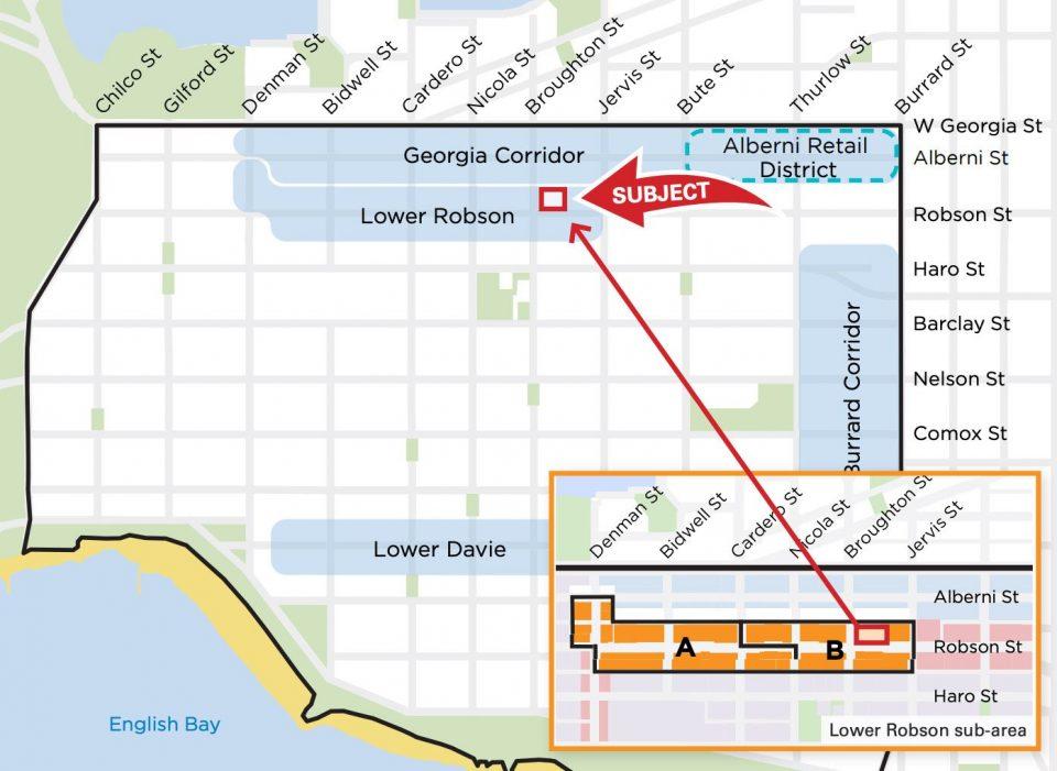Greenbrier Hotel for sale - West End Plan