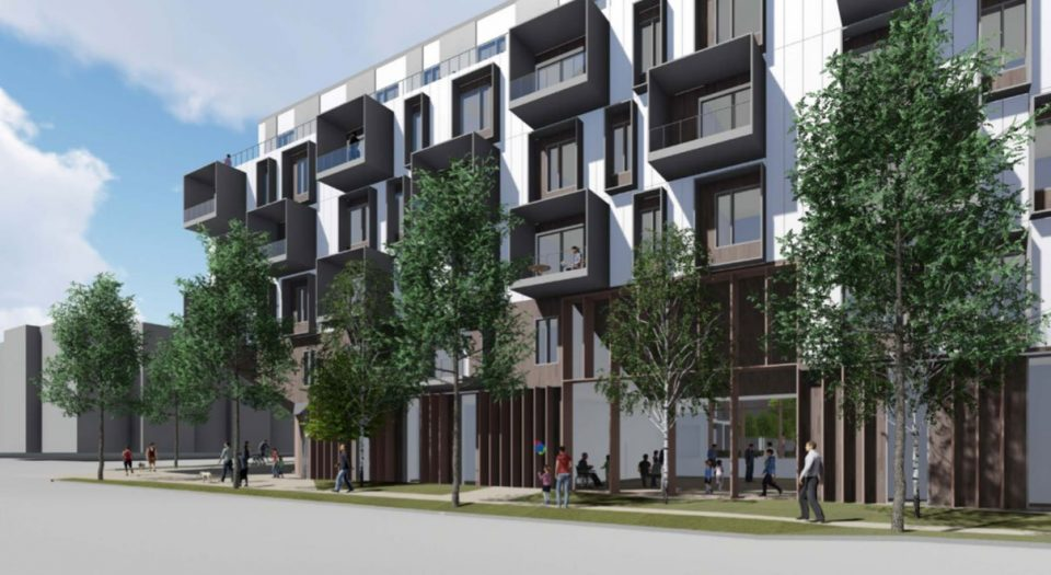 East Vancouver church to see 104 rental units added in redevelopment