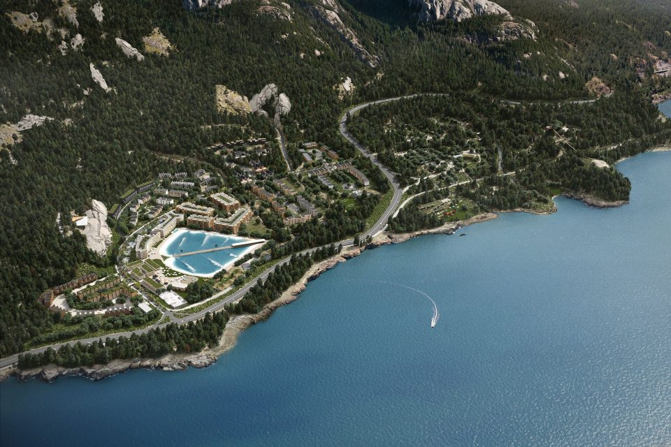 Wavegarden Squamish