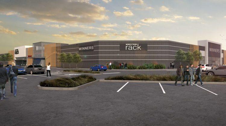 Nordstrom Rack Langley location