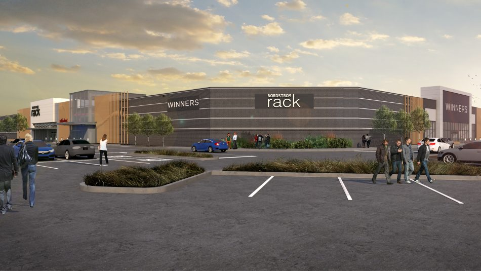 Nordstrom Rack Langley location