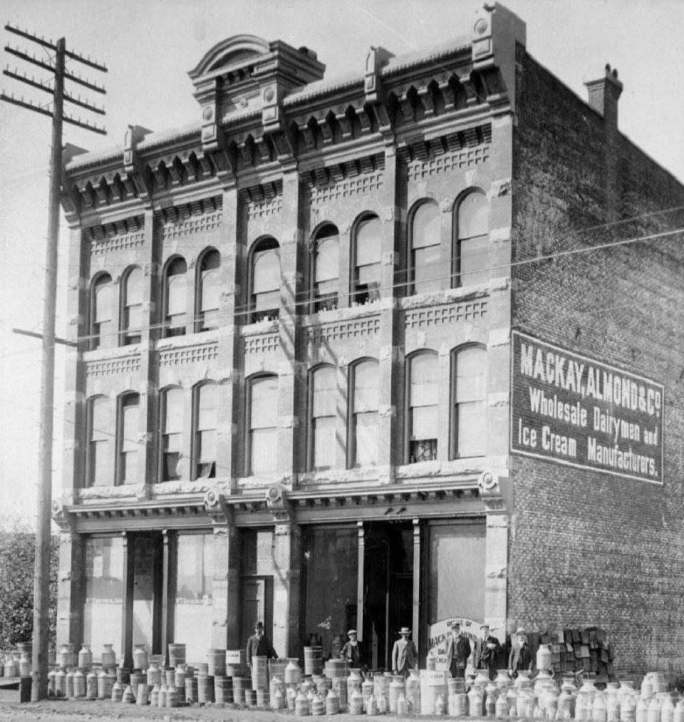 Palms Hotel 1904