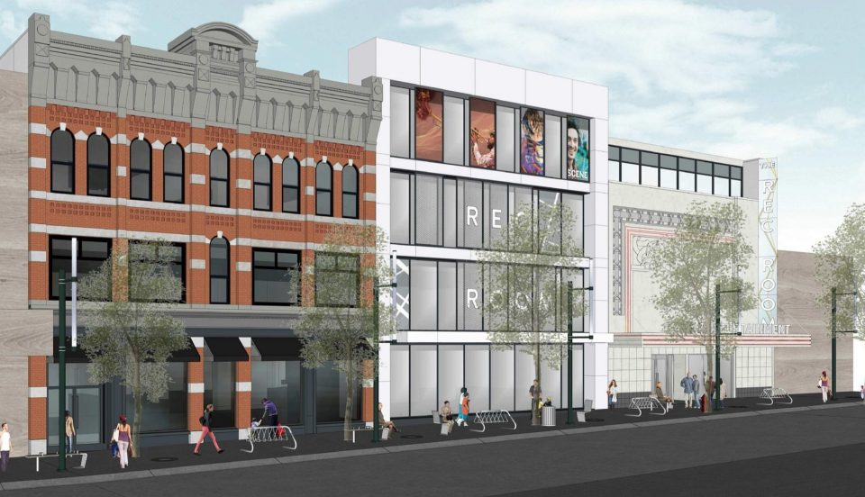 Rec Room coming to Granville Street in 2021