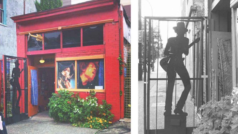 207 Union Street Jimi Hendrix shrine