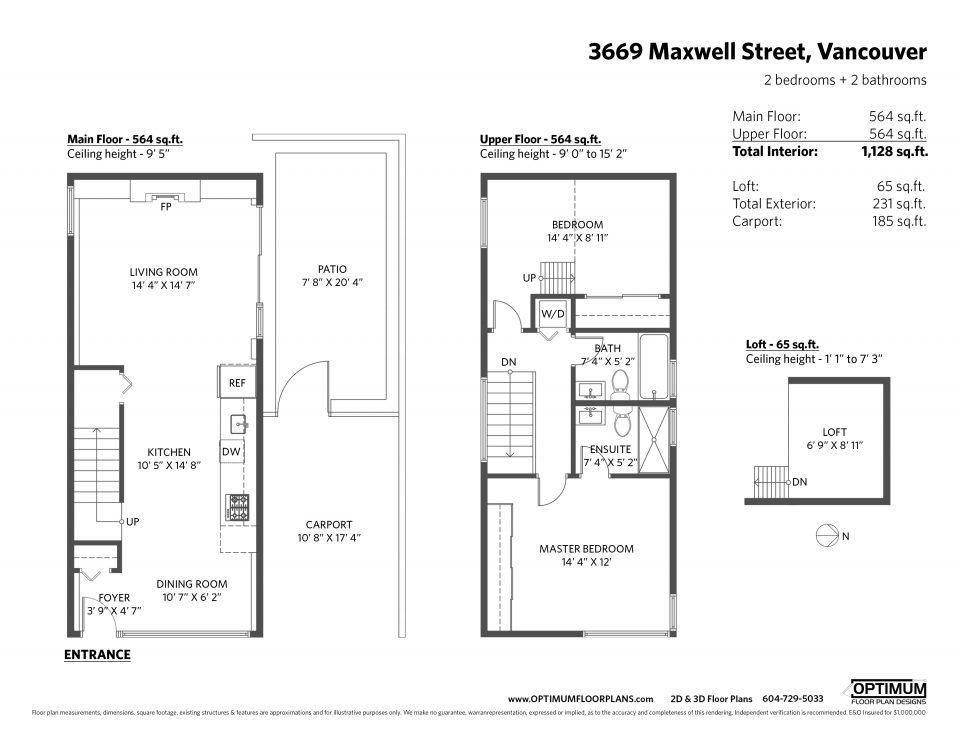 3669 Maxwell Street 2D