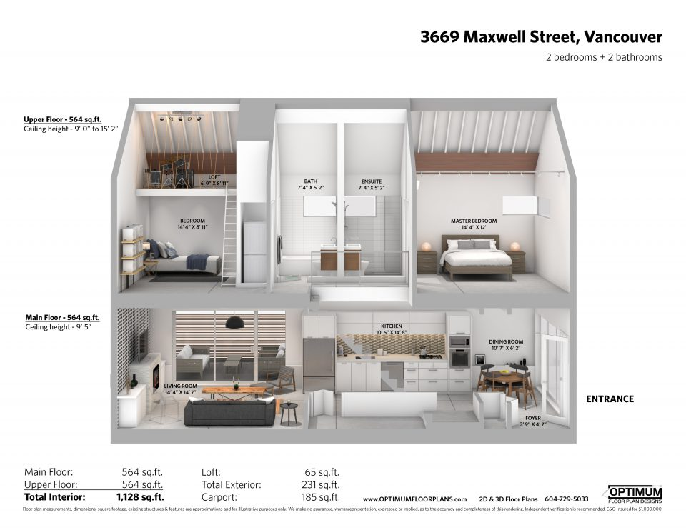 3669 Maxwell Street Section