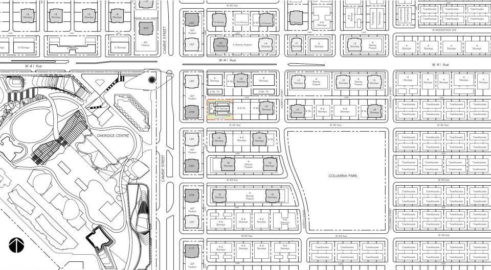 Cambie Corridor plans