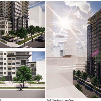 441-475 West 42nd Avenue tower renderings