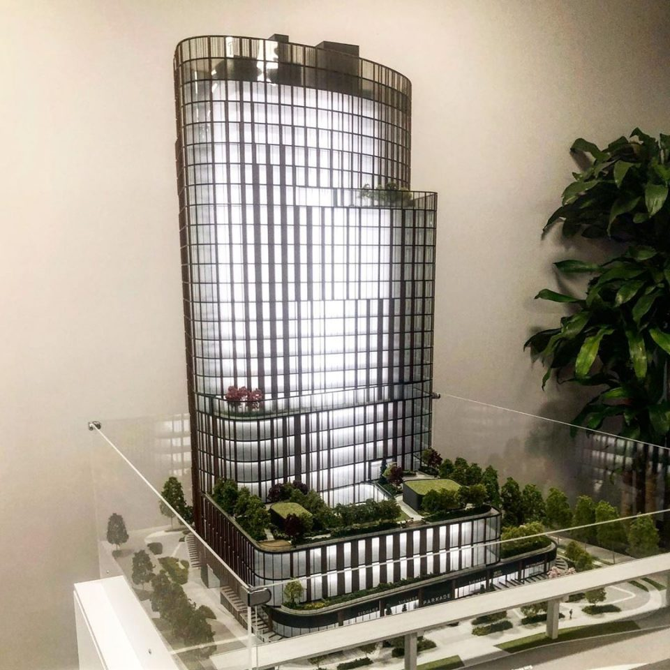 Central City Tower 2 heads back to council after criticism it wasn't dense or tall enough