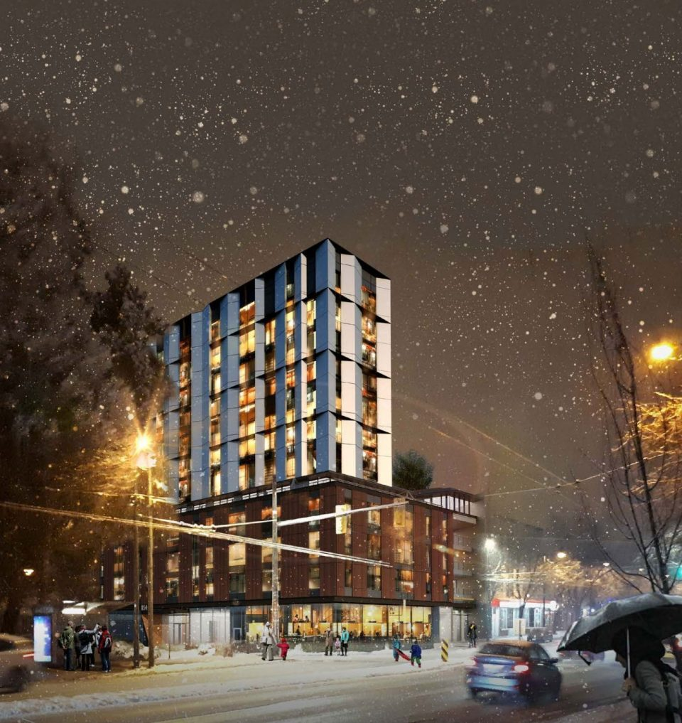 Affordable Passive House apartments slated for Kingsway and Windsor
