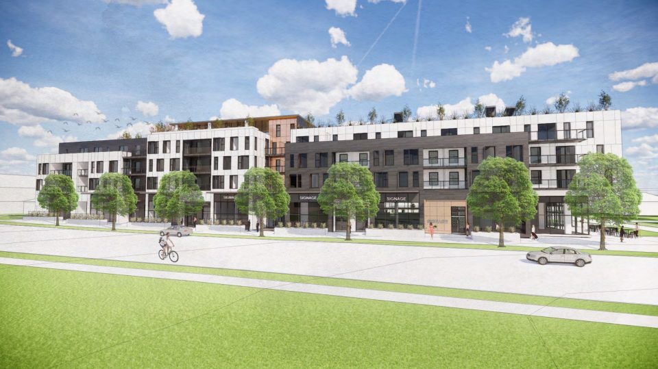 Four-storey condo building slated for West 49th and Columbia
