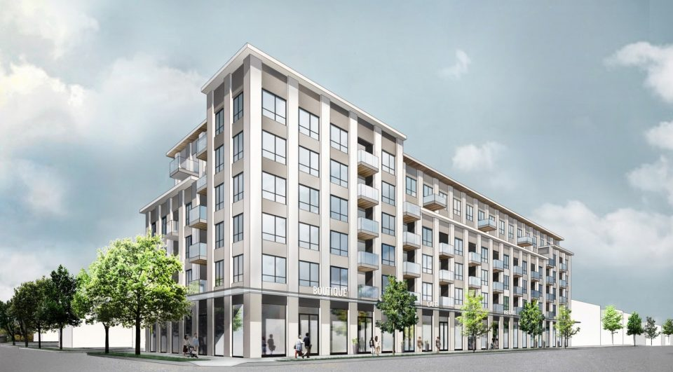 Market rental units proposed for Main and East 32nd