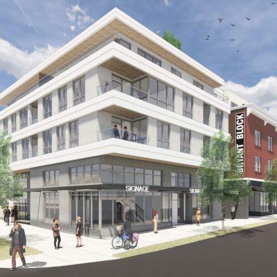 3510 Main Street rendering