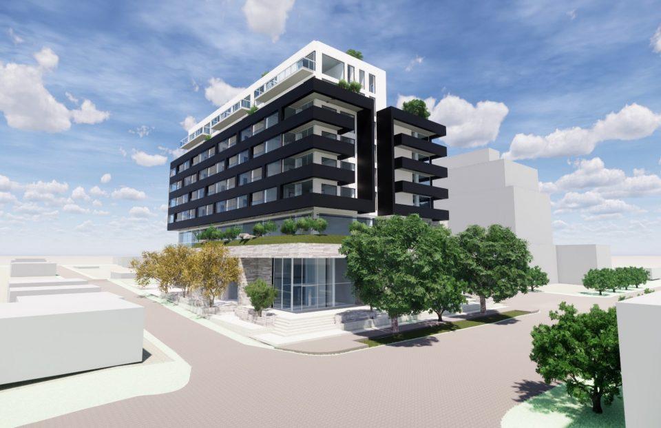 8257 Oak Street rendering