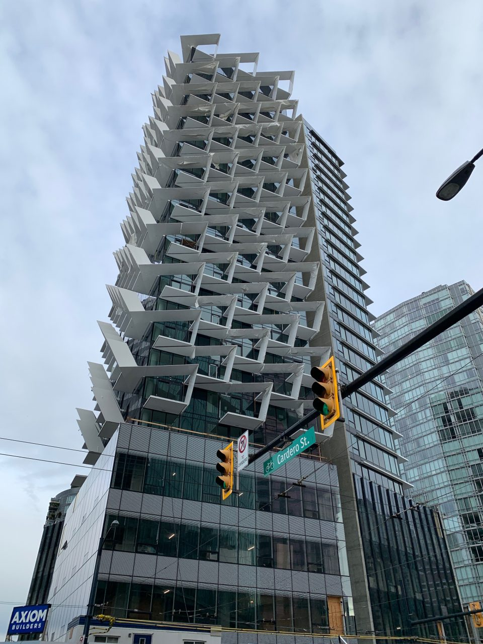 Cardero Bosa November 2019 tower