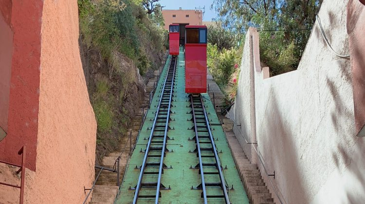 Funicular White Rock
