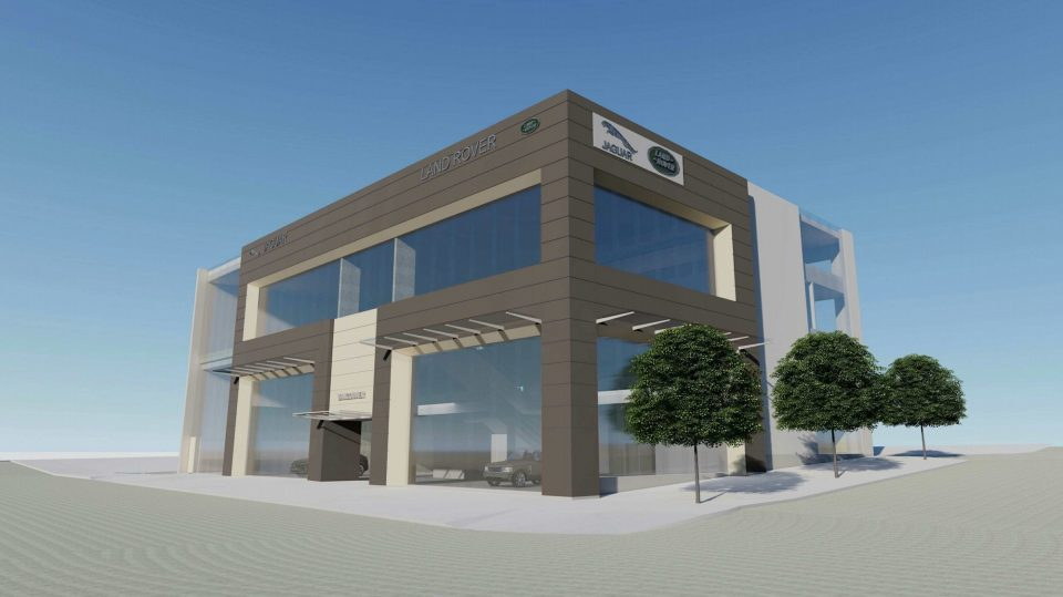 New car dealership slated for West 4th and Burrard