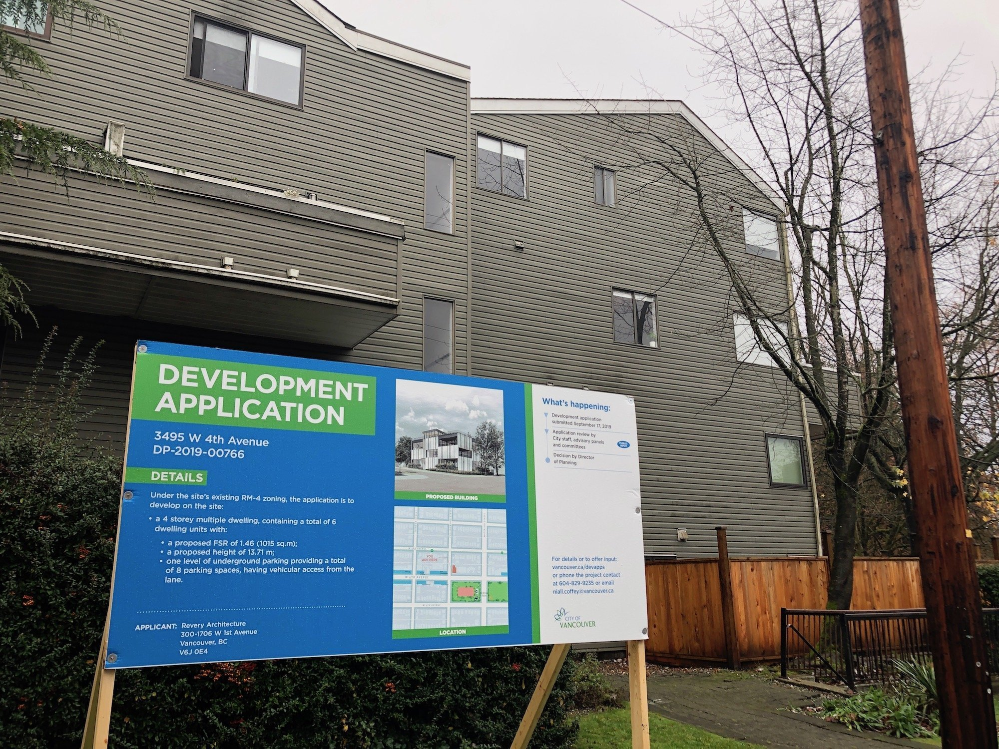 Families at West 4th and Collingwood face demoviction - urbanYVR