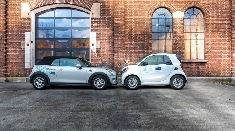 Share Now Car2Go Vancouver