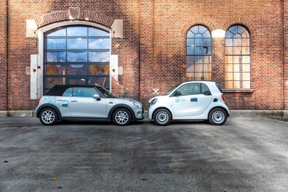 Car2Go now known as SHARE NOW: important changes you should know