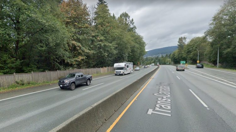Upper levels highway improvements