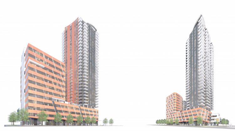 Vivagrand tower Oakridge rendering