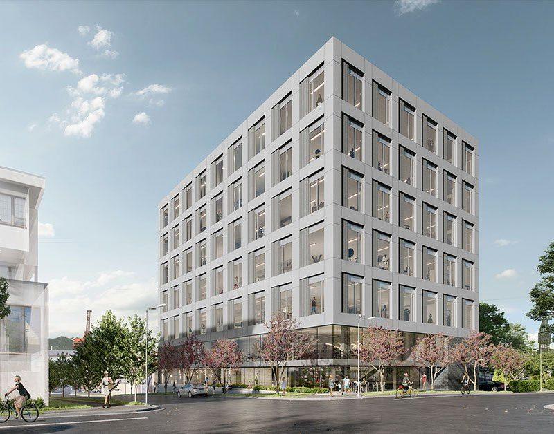 58 Jackson Avenue rendering