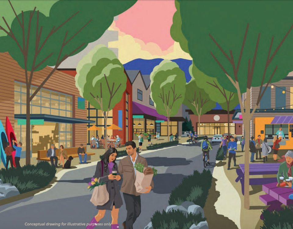 Capilano Mall redevelopment could include new housing