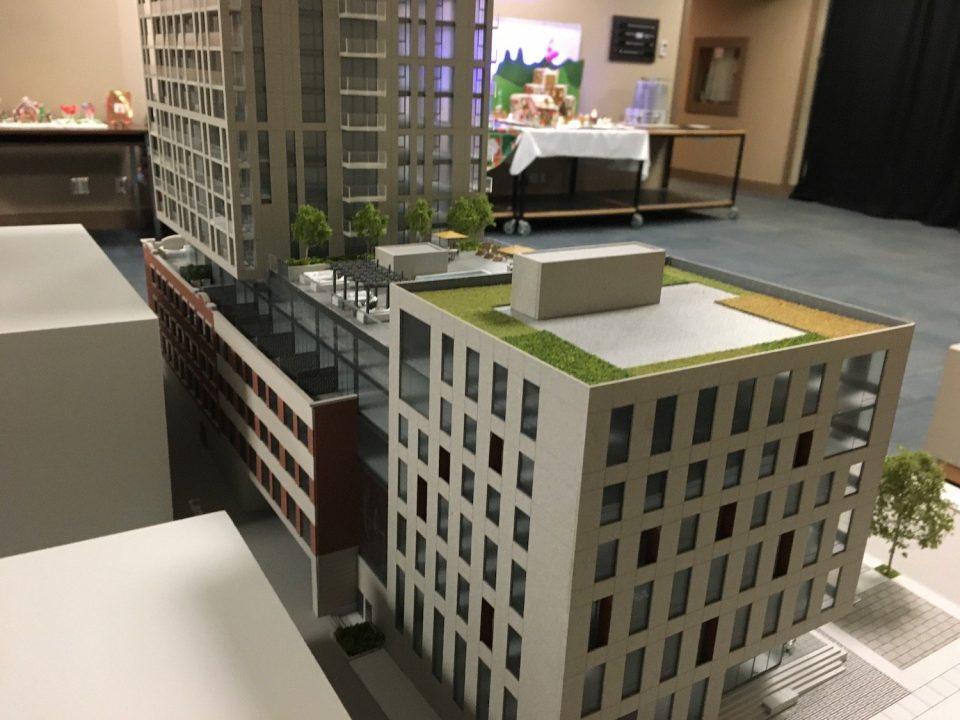 Catholic Charities redevelopment Vancouver