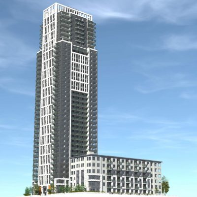 Intracorp tower Maywood
